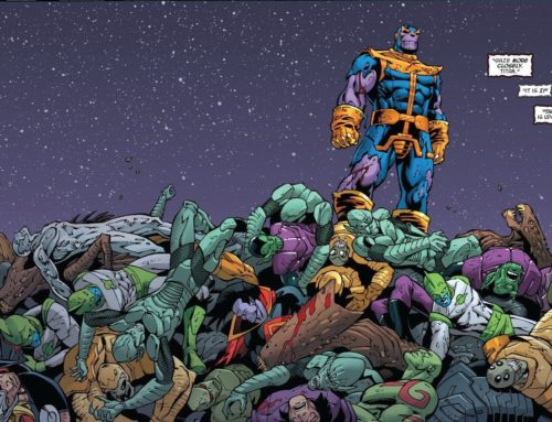 I lied. Marvel cinematic theory!