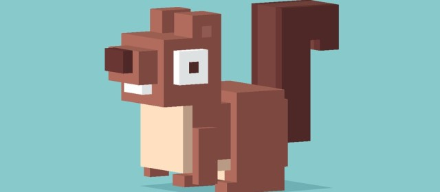 What does Crossy Road teach us?
