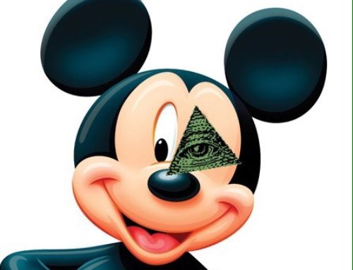 Disney-the Illuminati theory