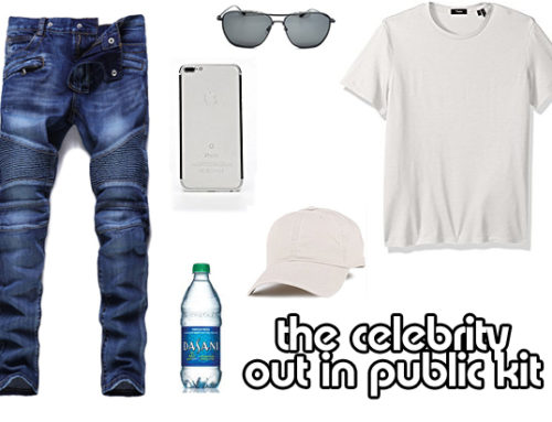 The Celebrity Out In Public Kit